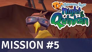 TY the Tasmanian Tiger 3: Night of the Quinkan PC - 100% Walkthrough (1080p/60 FPS) - Mission #5