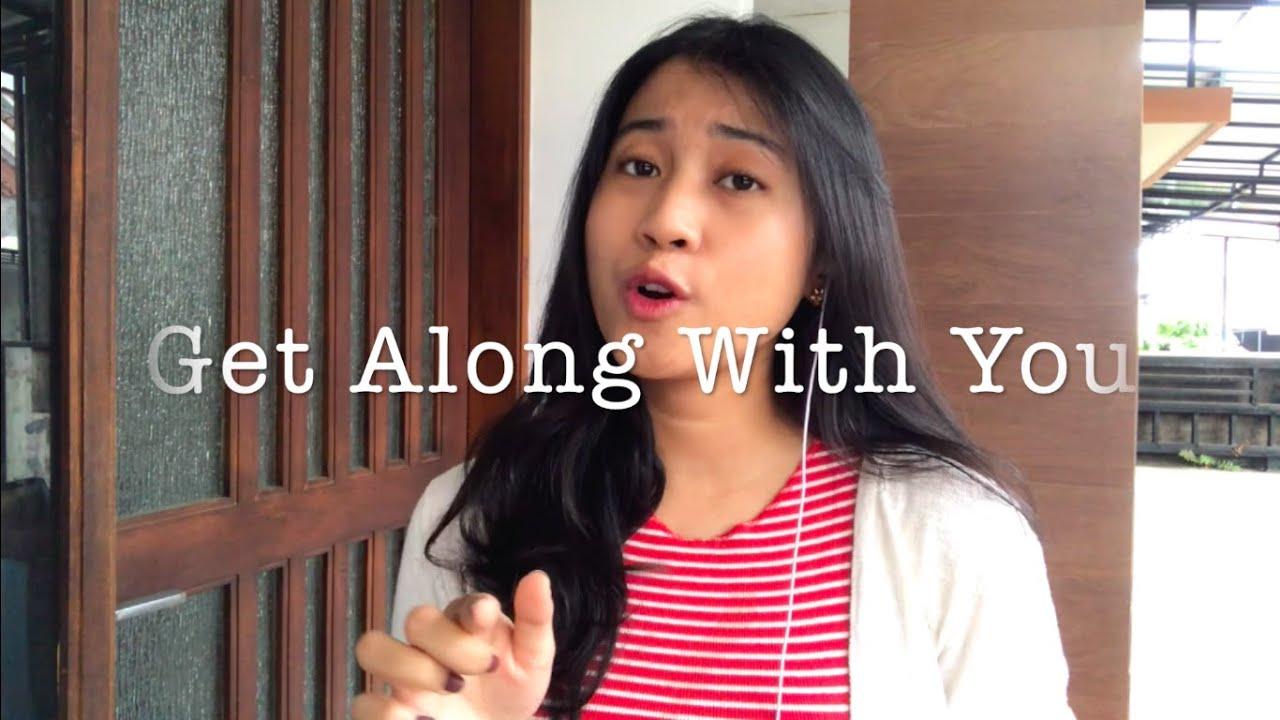 Get Along With You - Yura Yunita (Cover by Angelabunga)