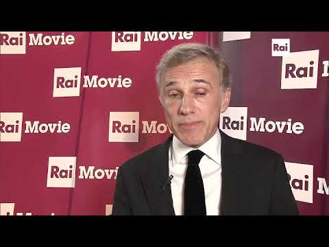 Christoph Waltz at Rome Film Festival