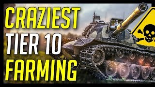 ► The Best ENEMY Team? - World of Tanks M48A5 Patton Tier 10 Gameplay