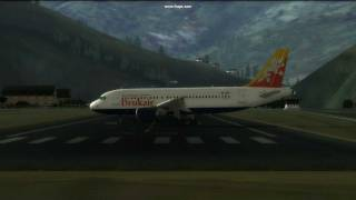 Druk Air ⎮ Singapore - Paro [FS2004]