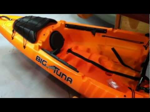 Jackson Kayak Big Tuna 2 Person Fishing Kayak Overview, Review