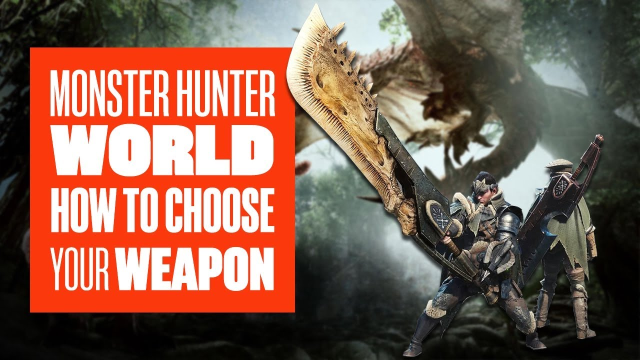 most fun weapon mhw