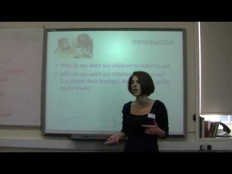 How To Talk So Children Will Listen and How to Listen so Children Will Speak Mp3