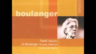 Lili Boulanger Psalm 130
