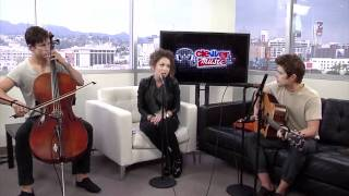 Live On Sunset - Ryan Boone Performs 'Because of You' at ClevverMusic Performance