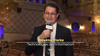 Palmarès du Droit 2021   Osborne Clarke   Technologies de l'information