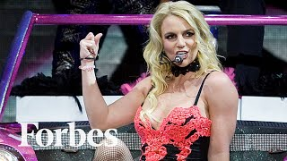 Why Britney Spears' Net Worth Lags Behind Her Industry Counterparts | Forbes