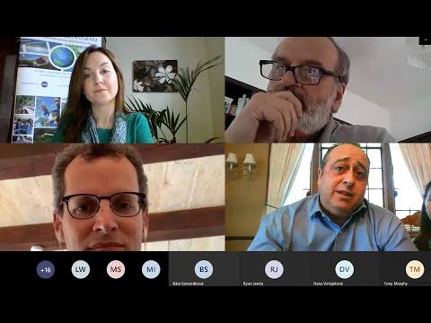 Celebrating GLOBE's 25th Anniversary Virtual Meeting Malta - USA