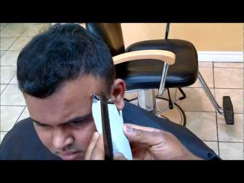 how to get a close shave with clippers