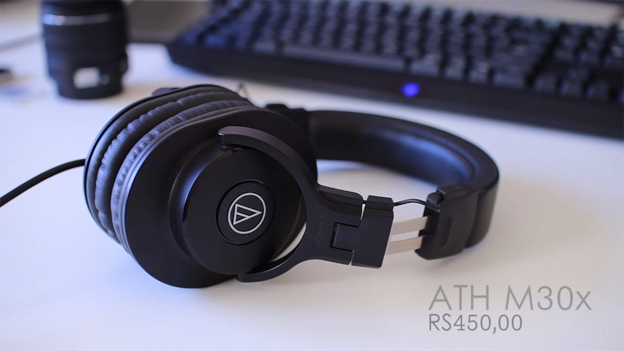 review audio technica ath m30x youtube. Black Bedroom Furniture Sets. Home Design Ideas