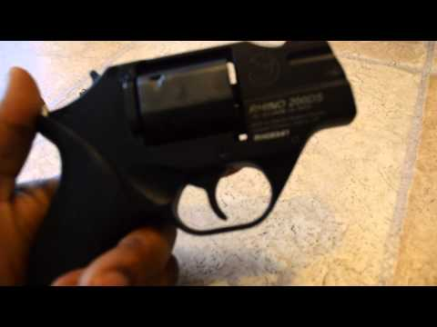 Chiappa Rhino 200DS Review Snub nose/ Future Firearms