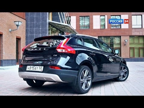 Volvo V40 Cross Country review 2014 | TELEGRAPH CARS - YouTube