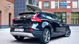 Тест-драйв Volvo V40 Cross Country // АвтоВести 136