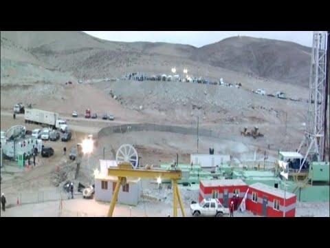 A 10 años del derrumbe en la mina San José: así fueron los primeros minutos de la tragedia