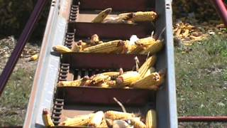 Unloading Corn 2012