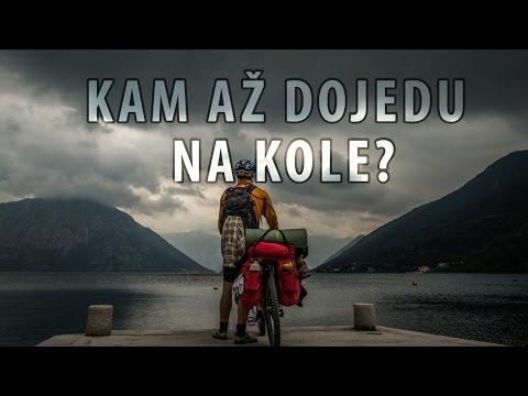 Kam až dojedu na kole?