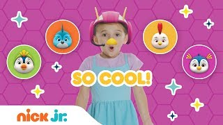 Play Junior Dress Up w/ Top Wing Cadets like Penny, Swift, Rod & Brody! 🐤 | Nick Jr.