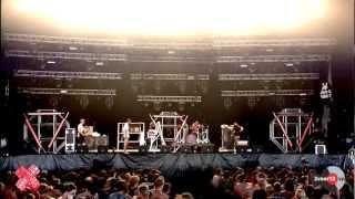 Enter Shikari - SSSnakepit + Remix - Lowlands 2012
