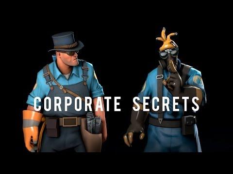 """Corporate Secrets"" - SFM - Saxxy Awards Comedy Entry 2013"
