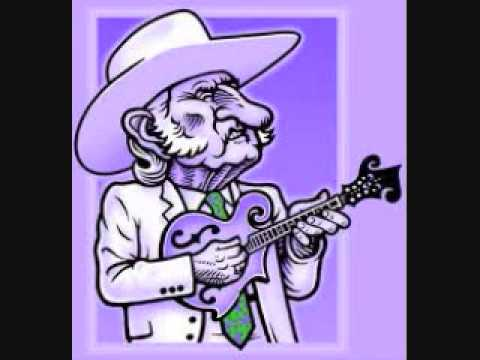 Just Over In the Gloryland by Bill Monroe