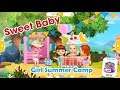 Funny Kids Games | Sweet Baby Girl Summer Camp - Summer Camp Games For Girls