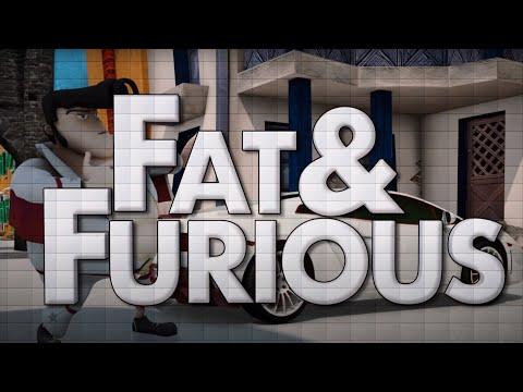 Fat and Furious (BRIHUEGA) - CGI Short film trailer