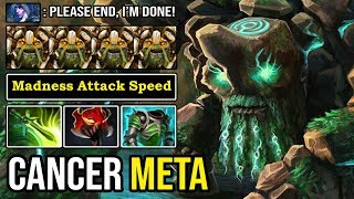 NEW 7.23D IMBA Madness Speed Tiny MID Deleted SF & Drow in 2s - Crazy Meta 100% Broken Hero DotA 2