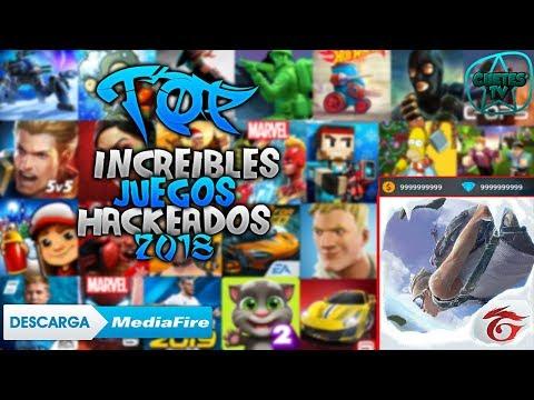 Top 20 Juegos Hackeados Para Sus Telefonos Android Actualizados En