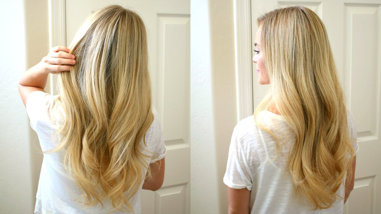 how to make soft waves in hair