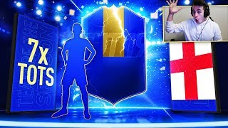 OMG! 7x TOTS!!! OGROMNY PACK OPENING! 8x WALKOUT! | FIFA 19