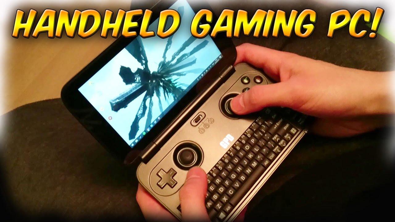 Gpd pocket 2 gamepad tablet pc review: a pocket laptop-transformer.