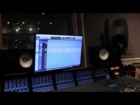 "Kamelot 2015 - New Album ""HAVEN"" - Studio Preview #3"