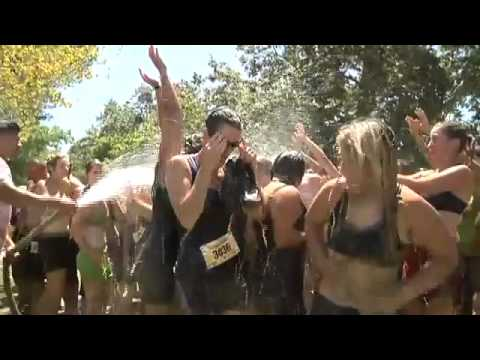 Blind Mud Run is fun for the visually impaired. - 2013-06-23
