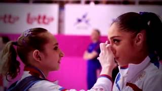 Viktoria Komova And Aliya Mustafina - The New Promise