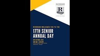 Riverside Public School - Kotagiri - 17th Senior Annual  Day - Live Stream