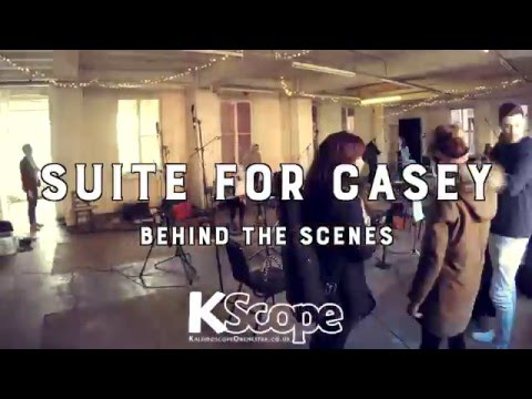 Kaleidoscope Orchestra  Suite for Casey Behind the Scenes