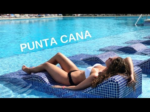TRAVEL VLOG: PUNTA CANA, Dominican Republic 2018 | Lauren Peletier