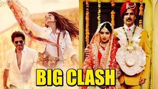 Shah Rukh Khan to clash with Akshay Kumar at the Box Office! for Toilet: Ek Prem Katha|
