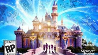 CGRundertow KINECT DISNEYLAND ADVENTURES for Xbox 360 Video Game Review