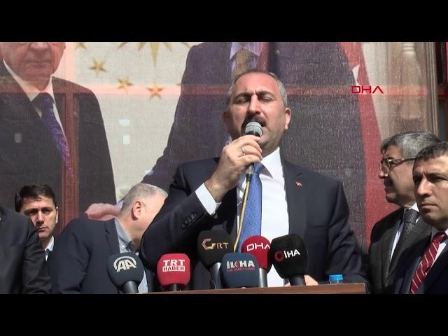 Bakan Gül: 315 bin Suriyeli memleketine döndü