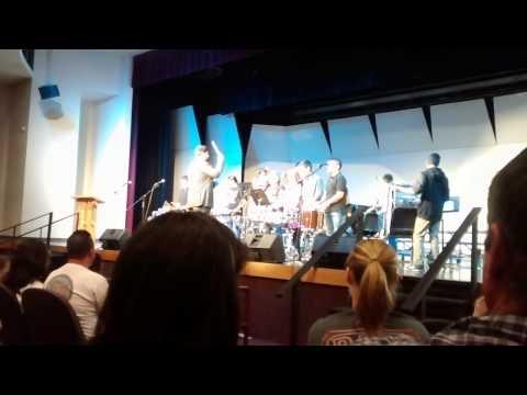 Beginning Percussion @ Belen Middle School Fail