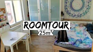 Roomtour | Erste eigene Wohnung | Leben auf 25 m²