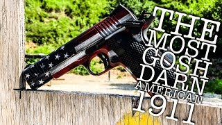 The MOST American 1911 you have EVER Seen