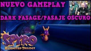 Spyro: Reignited Trilogy   Nuevo Gameplay   Dark Passage/Pasaje oscuro