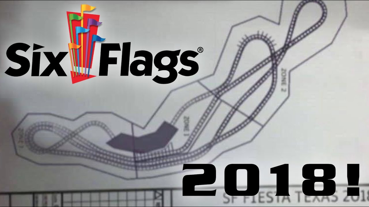 Six Flags Fiesta Texas Wooden Coaster (NOW OUT OF DATE) - YouTube