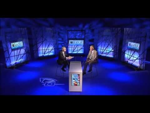 Jim interviews an Irish former President of the European Parliament and a Luxembourgish MEP