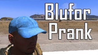 Arma 3 - Trolling Blufor on Wasteland [PC Gameplay Video] 1080p