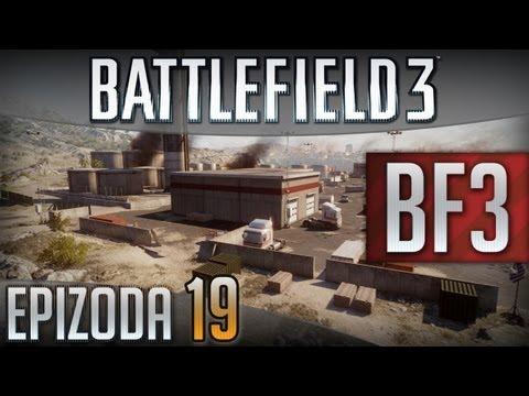 Battlefield 3 - E19 | Rush | Ostrov Kharg