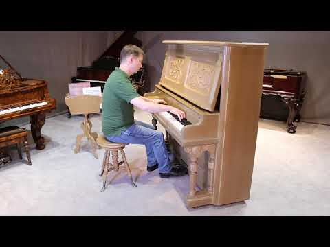 Antique Piano Shop, Leckerling Upright Piano, This Is My Story